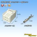 矢崎総業 060型LC (HLC) 8極 メスカプラー・端子セット