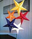 【メーカー在庫】starlightz (スターライツ)Mia/ミア星型ライト紙製の星形ライトで、環境にもやさしいトレンディーなプロダクツです!専用コード付きの写真