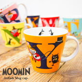 山加商店ムーミンイニシャルマグMM630-11ムーミンマグマグカップムーミンマグイニシャルミイミィリトルミイスナフキンMOOMIN北欧AMSNYTRKH日本製カフェうちカフェカフェ風