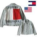 トミーヒルフィガージャケット