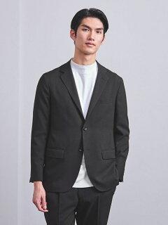 Polyester Glen Plaid 2-button Sport Coat 1121-110-2341: Black