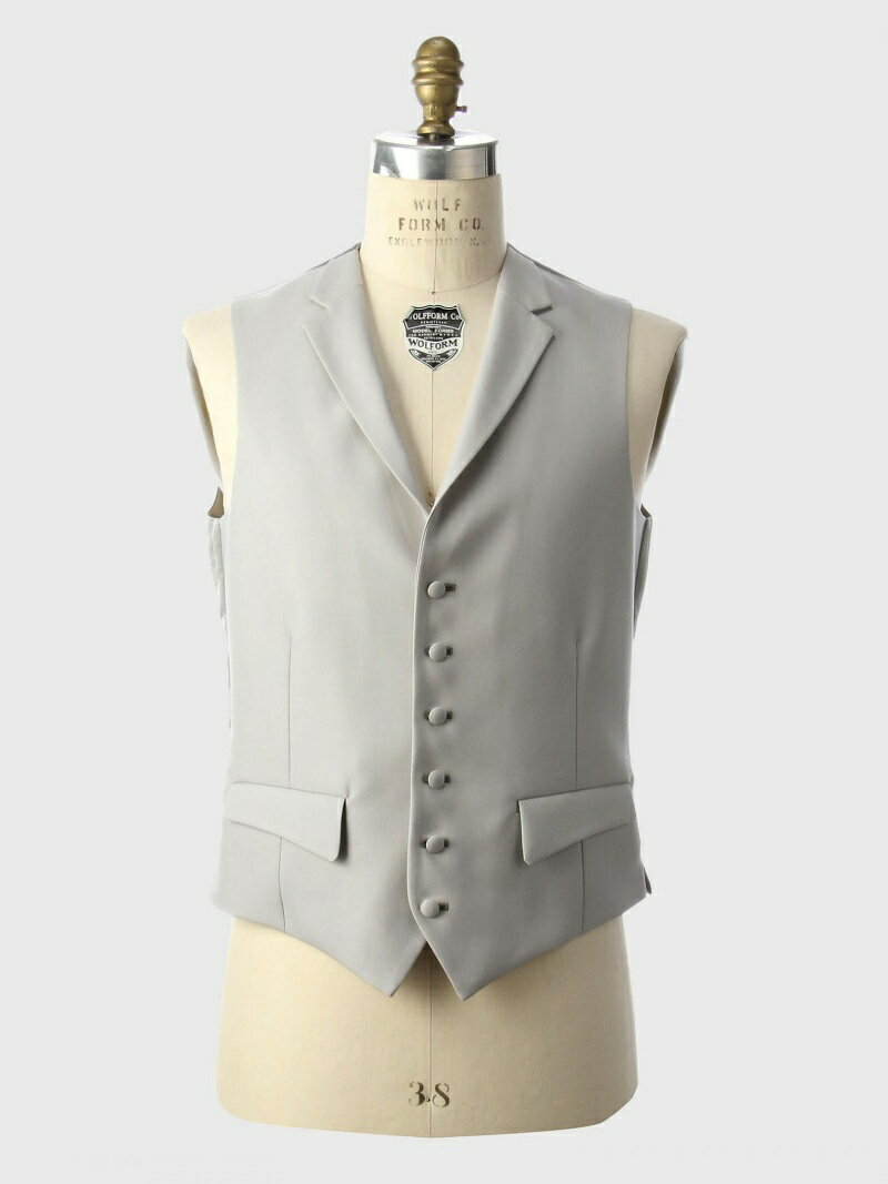 [Rakuten Fashion]【SALE/20%OFF】UDBS6Bベスト UNITED ARROWS ユナイテッドアローズ ビジネス/フォーマル スーツ グレー【RBA_E】【送料無料】