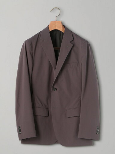Polyester 2-button Sport Coat 1121-128-2256: Dark Grey