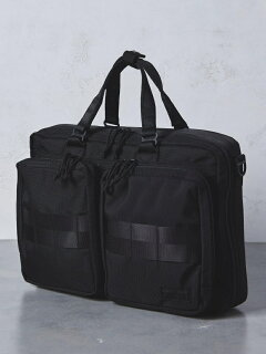 3-way Briefcase 1332-499-4901: Black
