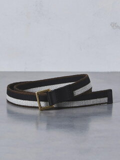 D-Ring Belt 1341-403-1928: Black