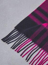 [Rakuten Fashion]<JoshuaEllis(ジョシュアエリス)>BLACKWATCHストール† UNITED ARROWS ユナイテッドアローズ ファッショングッズ ストール ネイビー ピンク イエロー【送料無料】