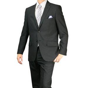 スーツメンズビジネス春夏スリムスーツスタイリッシュスリム黒濃紺ネイビーストライプ79001/79002/79003/79004/79005