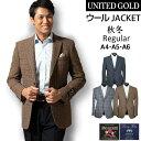 【A4】【A6】ジャケット メンズ 秋冬 高級生地 MOON...