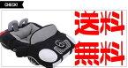 ペット ベッド 【送料無料】高級車でお昼寝!? 自動車型 ペットベッド 黒 ブラック カラビナ メーカー保証書 3点セット! U6961