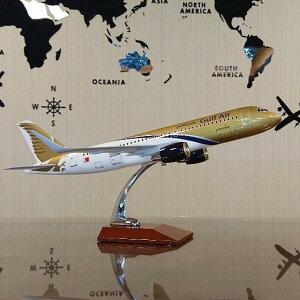 飛行機 模型 在庫処分 ガルフ エア 旅客機 模型飛行機 1/200 合金製 模型 完成品 飛行機 プレーンおもちゃ コレクション マニア インテリア オブジェ 飾り