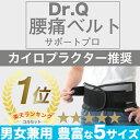 【信頼の楽天ランキング1位】 Dr.Q 腰痛ベルト <コスパ抜群 2個...