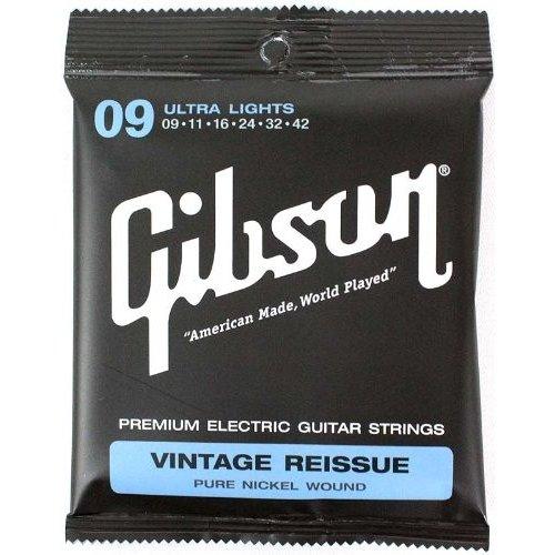 GIBSONSEG-VR9エレキギター弦