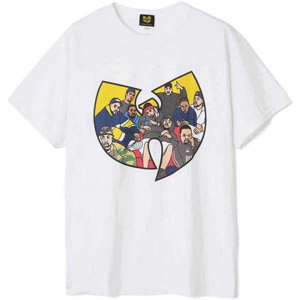 トップス, Tシャツ・カットソー WU-WORLDWU MANGA 2 TEE(WHITE)