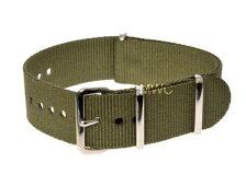 MWC時計/NATOストラップ/ナトーストラップ/ナイロン/時計ストラップ/時計バンド/18mm/デザート/バリスティックナイロン/欧州製
