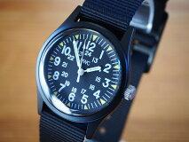 MWC時計/ベトナム戦争モデル/1960-70s/ディスポーザル/ブラック/クォーツ