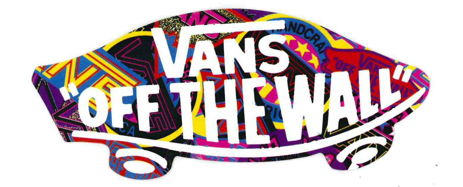 how to get vans stickers