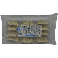 自然の味そのまんま国産原料にこだわった餃子[20g×12]