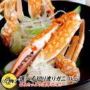 切りワタリガニたっぷり1kg 渡り蟹 【お取り寄せ/グルメ/冷凍/かに/カニ/蟹/わたりがに】