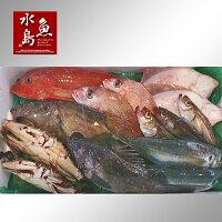 厳選日本海の鮮魚セット「海におまかせ・大漁箱」大満足詰め合わせ