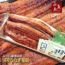 国産 鰻うなぎ蒲焼き ふっくら厳選素材 約30cm特々大 約200g×2尾 父の日ギフト/土用丑の日/お中元