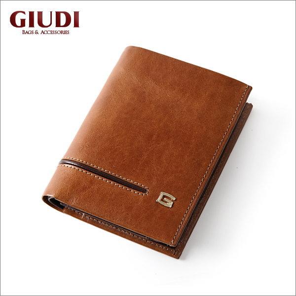 a36290ef9ece 財布 メンズ 二つ折り財布 革 イタリア製 あたたかな皮素材と機能性を ...