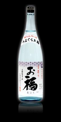 お福酒造 うまくち お福 特別本醸造 1.8L