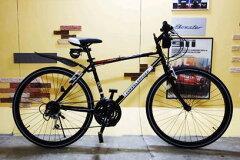 【送料無料・代引OK】折り畳み式 クロスバイク!!DOPPELGANGER(ドッペルギャンガー)801 primac...