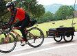DOPPELGANGER / ドッペルギャンガー  折りたたみ式 サイクルトレーラー 自転車用トレーラー DCR307-DP 【自転車パーツ】【キャリア・荷台・チャイルドシート・カゴ】【代引不可】【離島発送不可】【北海道は送料2500円かかります】