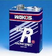WAKO'S(ワコーズ)100%化学合成エンジンオイル4CR(フォーシーアール)4L