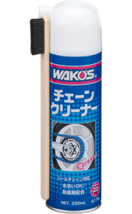 非乾燥洗浄スプレー  チェーン洗浄に最適!!WAKO'S / WAKOS / ワコーズ CHA-C チェーンク...