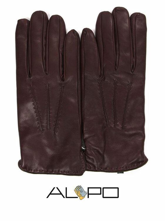 手袋・アームウォーマー, メンズ手袋 10OFF ALPO AP182UA NAPPA884 CONKER