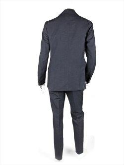 【国内正規品】THEGIGIザ・ジジセットアップスーツブラック薄手リネンコットンGG181UADEGAS2ALPH213