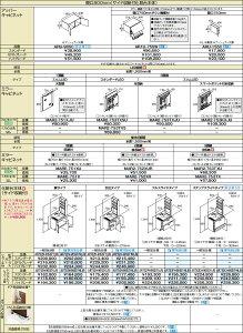 INAX・LIXILピアラ化粧台本体(サイド収納付)【AR752H-905SYNR】間口900mm引出タイプ洗面化粧台【メーカー直送のみ・き・NP後払い】[新品]【RCP】
