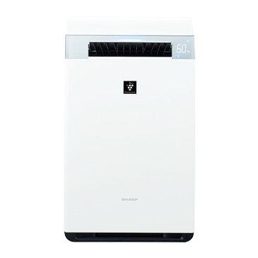 シャープ[SHARP] オプション・消耗品 【KI-GX75-W】 加湿空気清浄機 カラー:-Wホワイト系 [新品]【RCP】