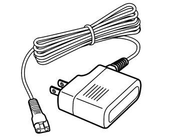 パナソニック Panasonic メンズグルーミング メンズヘアカッター ACアダプター 充電器 ERGC72K7658