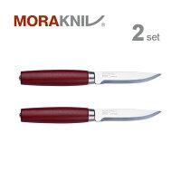 MoraknivSteakKnifeClassic2setモーラナイフステーキナイフクラシック2本セット【正規品】