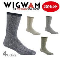 Wigwamウィグワムメリノコンフォートハイカー2パック(2足セット)【正規品】