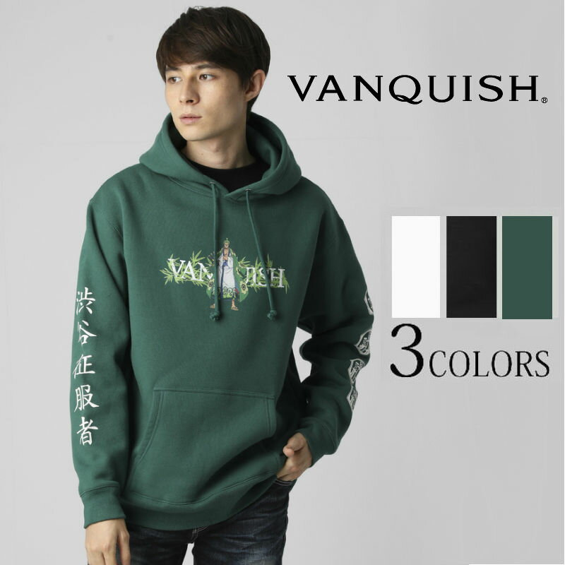 ユニセックスウエア, パーカー  VANQUISHONE PIECE Collaboration with VANQUISH Zoro() Hoodie VGC1246