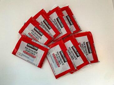 ポップコーン コストコ 個別包装 8袋セット 電子レンジ レンジ 簡単 お菓子 おつまみ