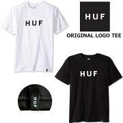 HUF(ハフ)TシャツメンズORIGINALLOGOTEEオリジナルロゴT半袖USAモデルスケートボードストリート/TSBSC1111