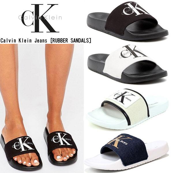 サンダル, スポーツサンダル Calvin Klein Jeans RUBBER SANDALS 34r958734r880634r4104 rashguard