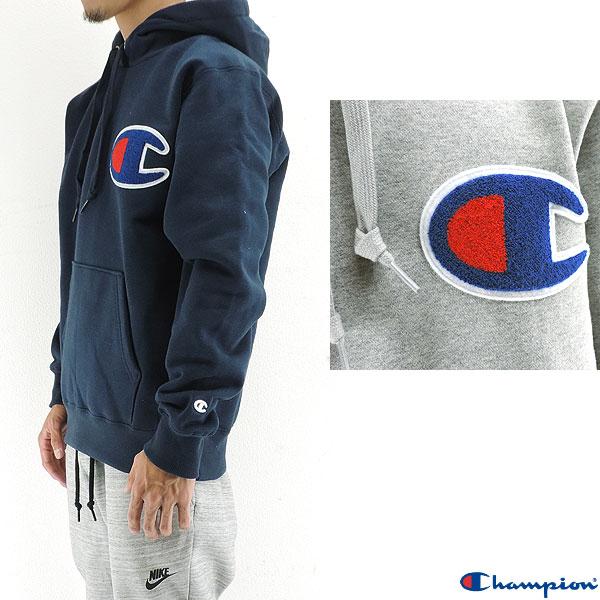 Champion Big Logo Sweatshirts