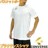 コンバース 半袖Tシャツ バスケTシャツ バスケットボールTシャツ バスケットTシャツ CONVERSE CBG271302