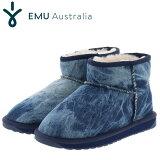 エミュー デニム ムートンブーツ レディースブーツ emu STINGER W11376