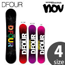16-17-スノーボード-ノベンバー-D4-NOVEMBER-SNOWBOARD-国産-小賀坂-板-スノボ-ジブ-グラトリ-DFOUR