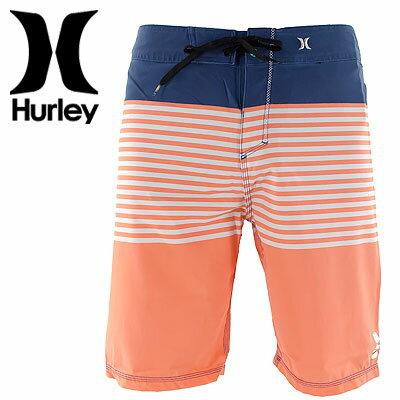メンズサーフトランクス ハーレー サーフパンツ ボードショーツ サーフショーツ MBS0001890 HURLEY 通販 販売 即納 人気 海水パンツ 海パン ファントム 2014 オレンジ 橙色
