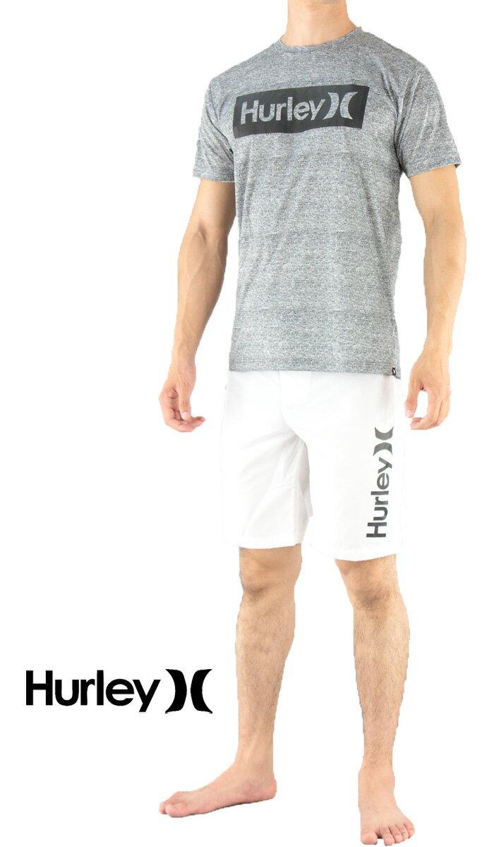 HURLEY-ハーレー-メンズ-水着-サーフパンツ-単色-ロゴ-トランクス-Hurley-ONE&ONLY-2.0-board-shorts
