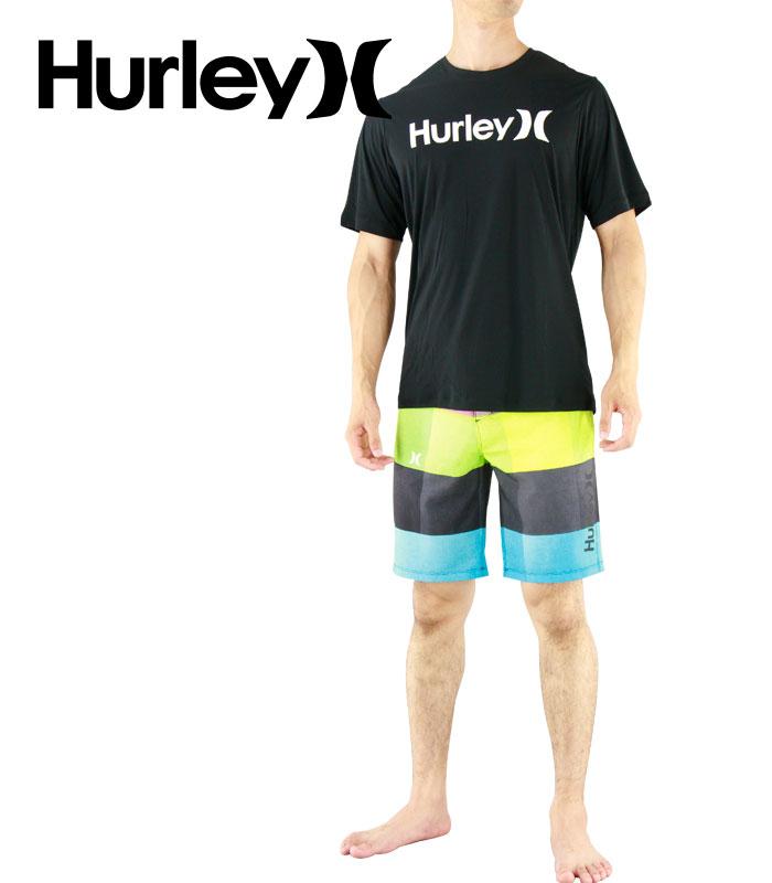SALE--ハーレー-マルチカラー-サーフパンツ-サーフトランクス-水着-HURLEY-MBS0006310-MLT