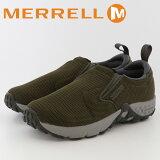 MERRELL シューズ ジャングル モック ベンチ メッシュ メレル スリッポン M94245 カーキ色
