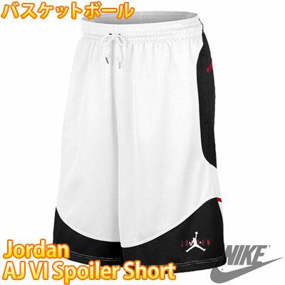 Nike Jordan AJ6 spoiler shorts NIKE JORDAN AJ VI SPOILER SHORTS basketball  pants 598554
